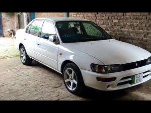 Toyota Corolla GLi 1.6 1994 for Sale in Rawalpindi