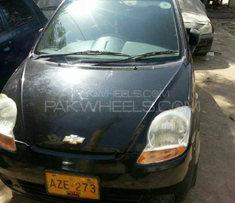 Chevrolet Matiz 2008 Image-1