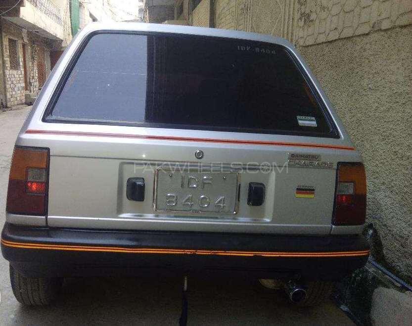 Daihatsu Charade CX 1984 Image-1