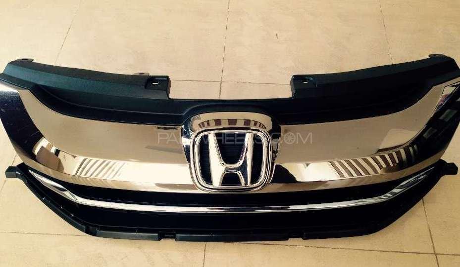 Honda Grace Geniune Grill Image-1