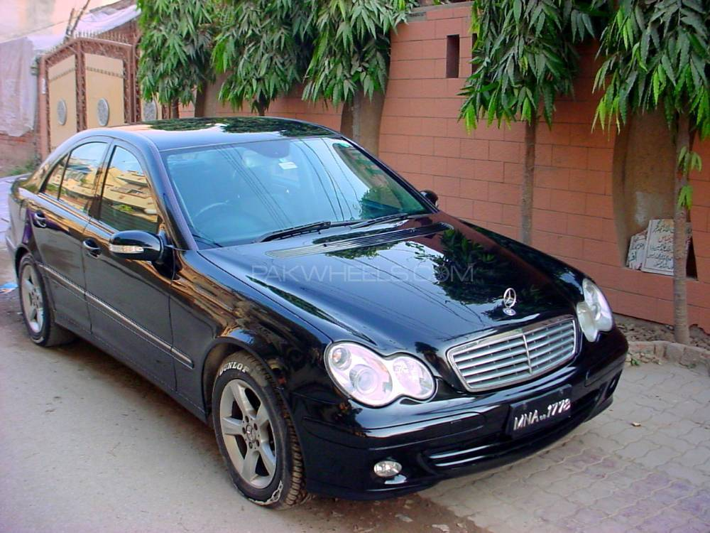 Mercedes benz c class c180 2006 for sale in lahore pakwheels for Mercedes benz c300 2006