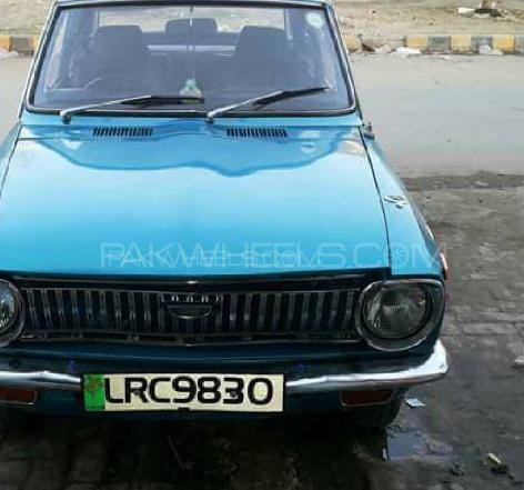 Toyota Corolla SE Saloon 1969 Image-1