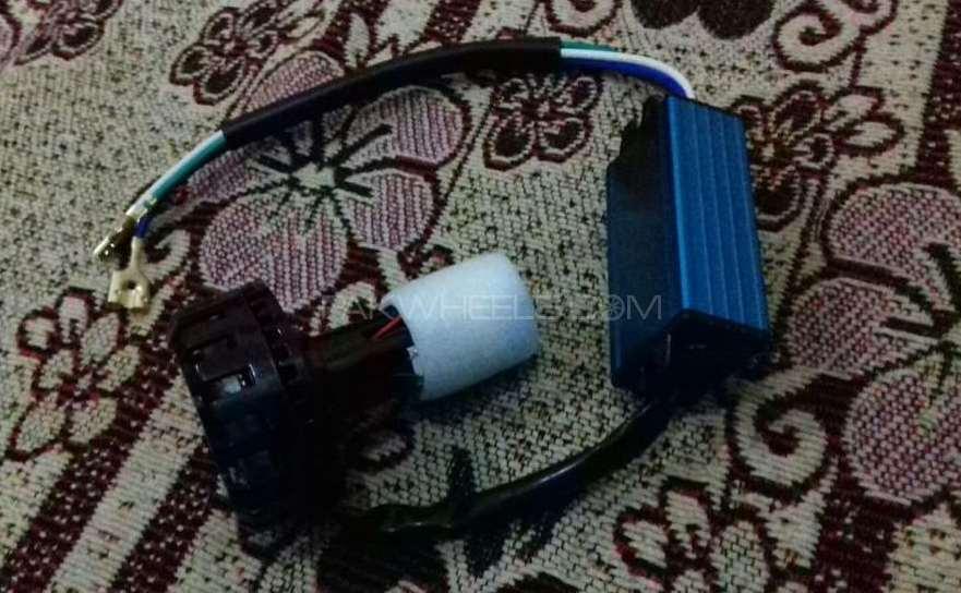 6 Led smd headlight bulb Image-1