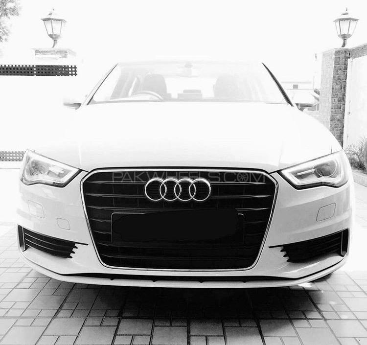 Audi A3 1.2 TFSI Standard 2015 Image-1