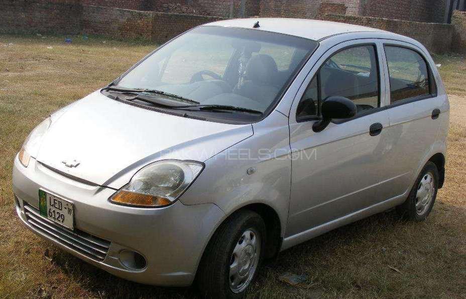 Chevrolet Spark 2009 Image-1