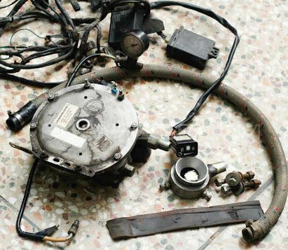 Cng kit cylinder Image-1