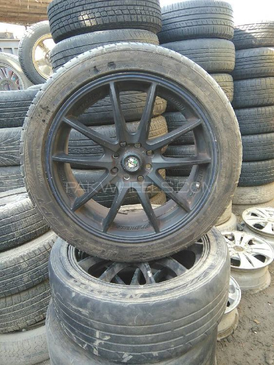 Enzo Super Lightweight 17 Inch Rims For Sell Image-1
