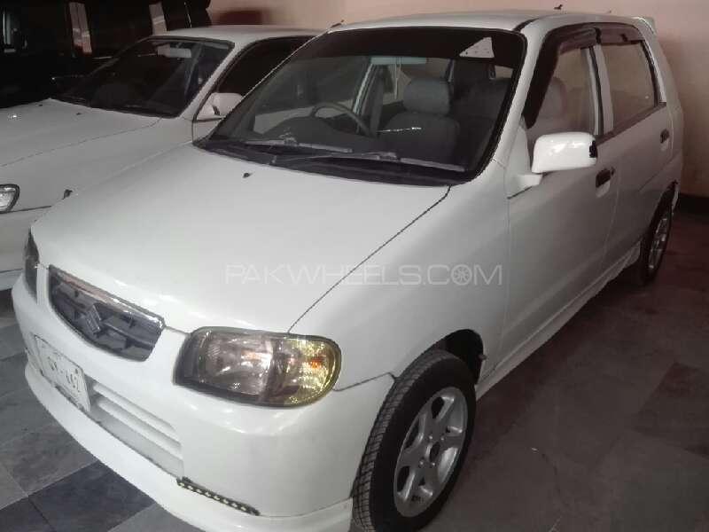 Suzuki Alto VXR 2010 Image-1