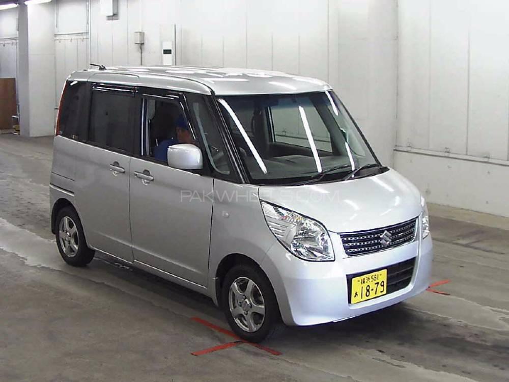 Suzuki Palette G 2013 Image-1
