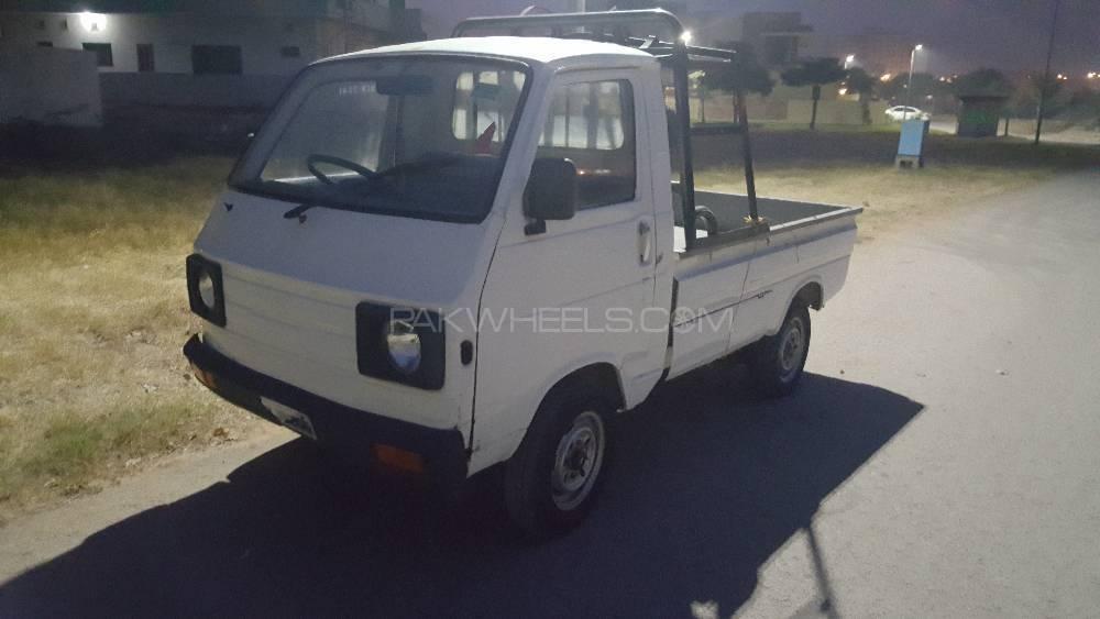 Suzuki Ravi STD VX (CNG) 1979 Image-1