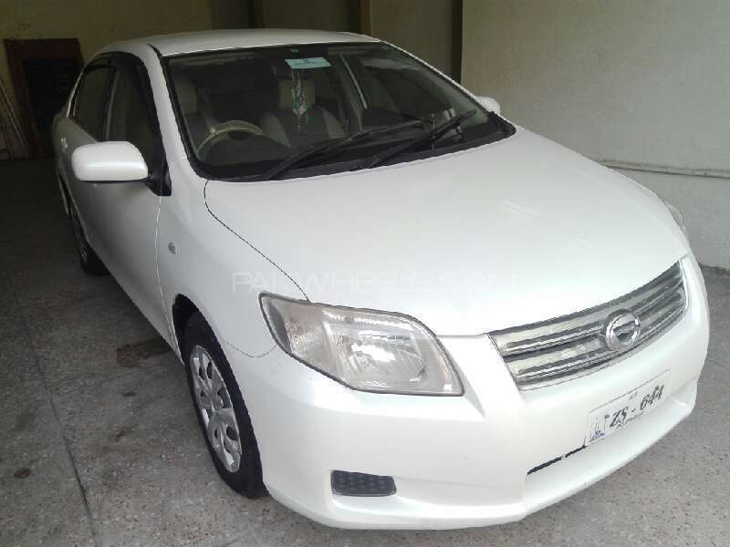 Toyota Corolla Axio G 2007 Image-1