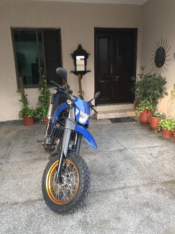 Yamaha XT660X 2008 Image-1