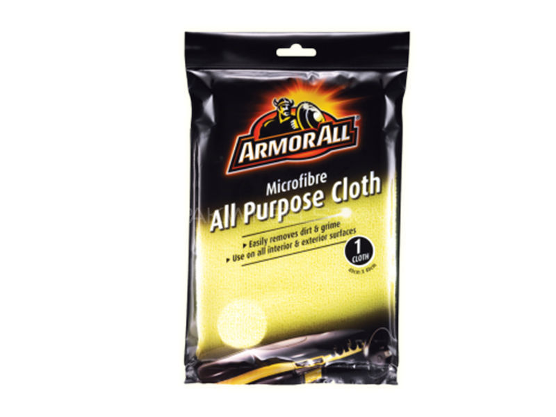 ArmorAll Microfibre All Purpose Cloth Image-1
