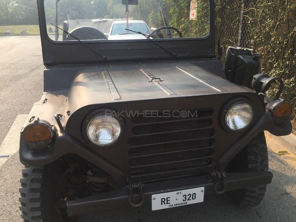 Jeep M 151 1980 Image-1