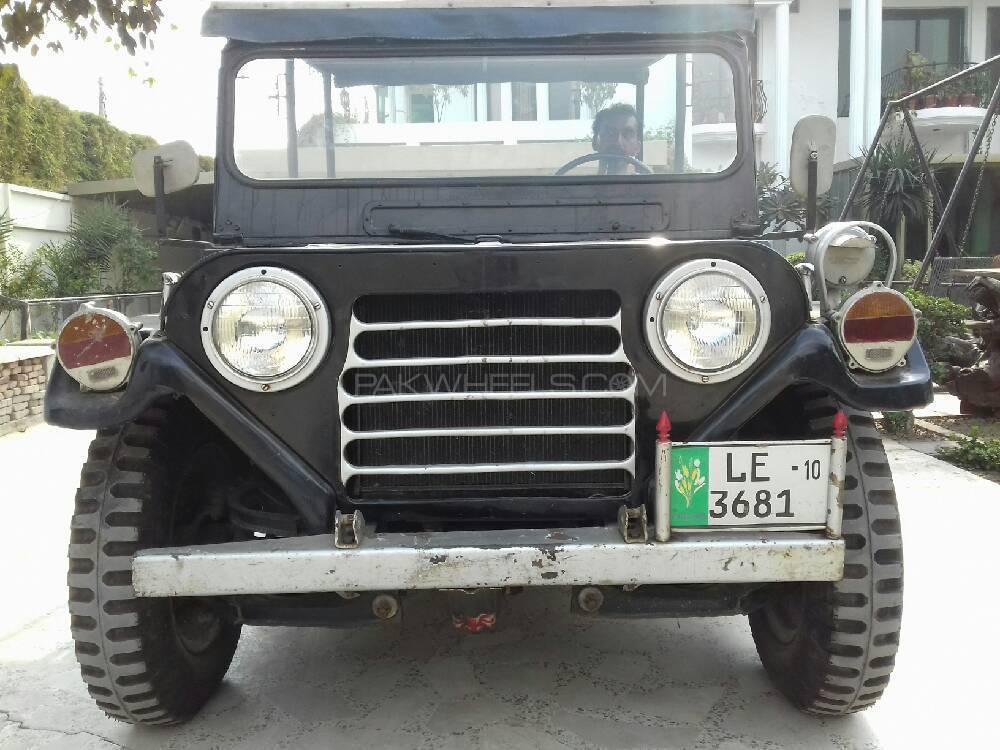Jeep M 825 1970 Image-1