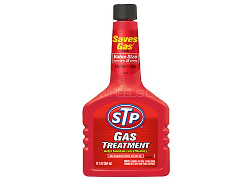 STP Gas Treatment - 12oz Image-1
