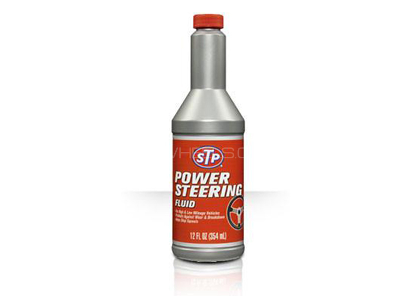 STP Power Steering Fluid - 354ml Image-1