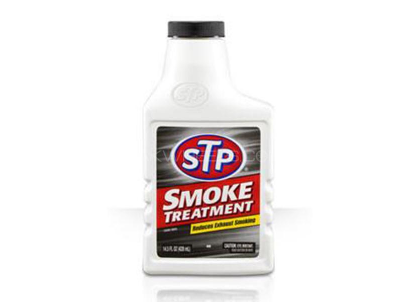 STP Smoke Treatment Image-1