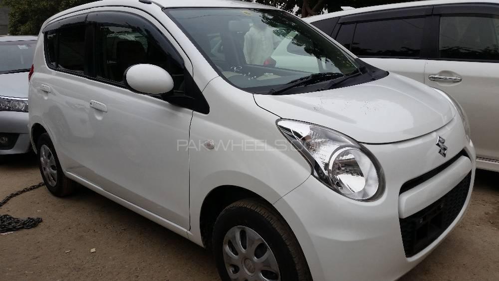 Suzuki Alto G4 2013 Image-1