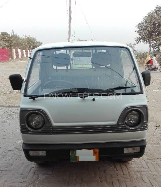 Suzuki Ravi 2008 Image-1