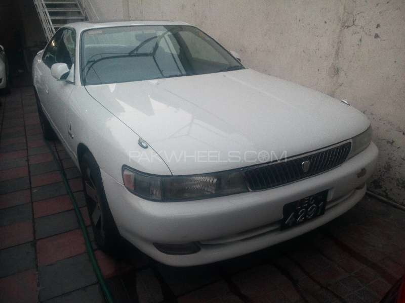 Toyota Chaser 1992 Image-1