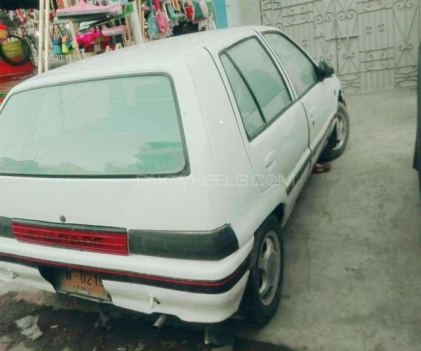 Daihatsu Charade CX Turbo 1988 Image-1