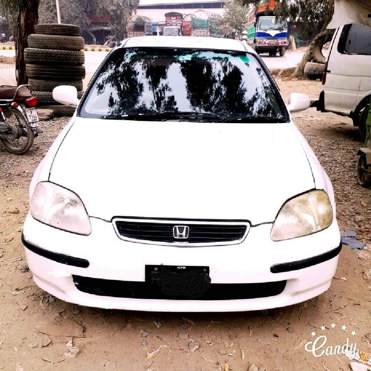 Honda Civic 1998 Image-1
