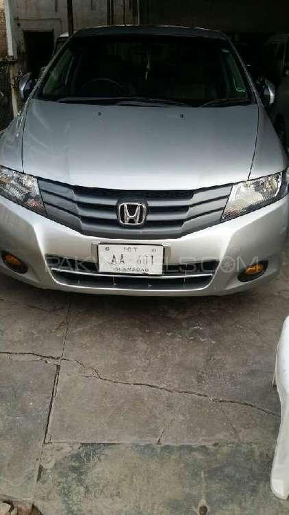 Honda City Aspire 1.3 i-VTEC 2013 Image-1