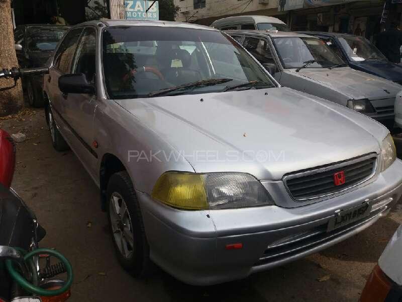 Honda City EXi 1999 Image-1