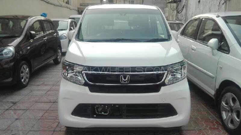 Honda N Wgn 2015 Image-1