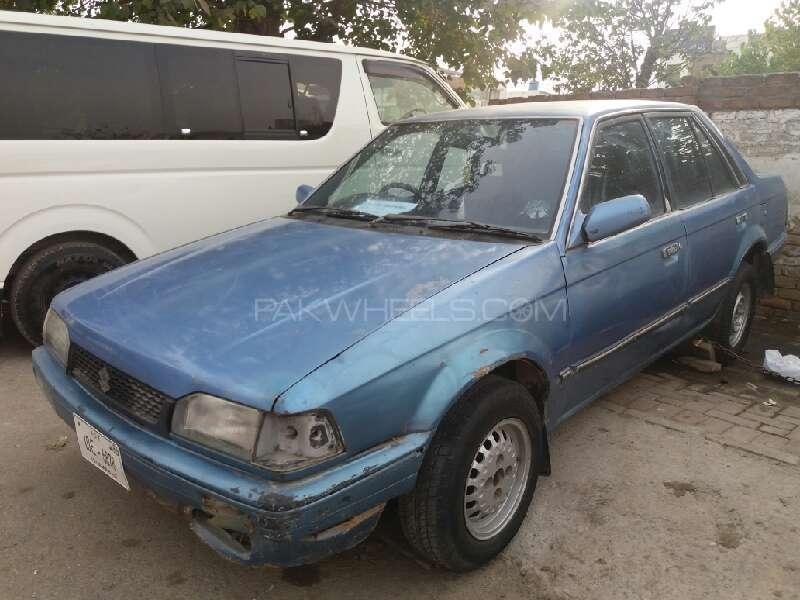 Mazda 323 1992 Image-1