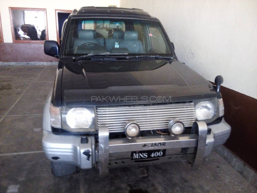 Mitsubishi Pajero Exceed Automatic 2.8D 1993 Image-1