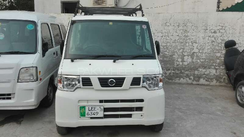 Nissan Clipper 2012 Image-1