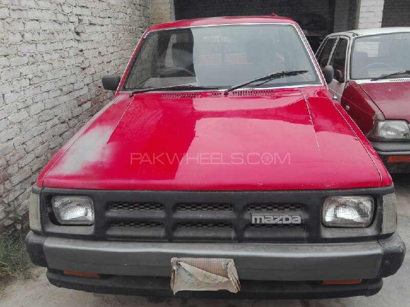 Nissan Pickup 1994 Image-1