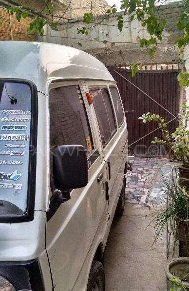 Suzuki Bolan VX 1991 Image-1