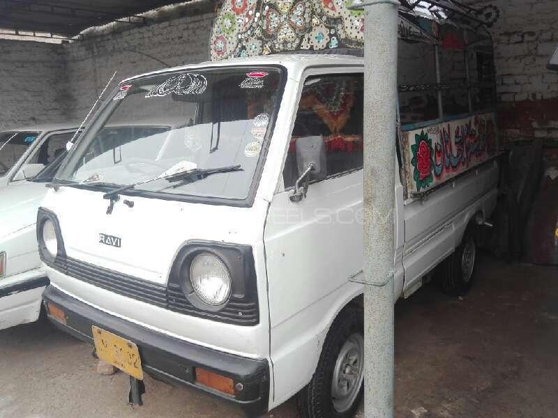 Suzuki Ravi Euro ll 2003 Image-1