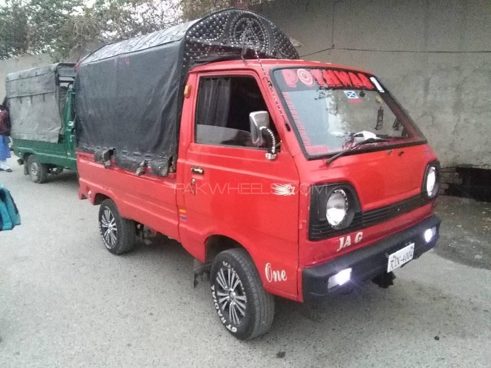 Suzuki Ravi PICKUP STD VX 1987 Image-1