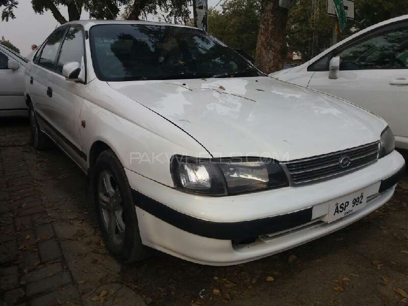 Toyota Carina 1996 Image-1