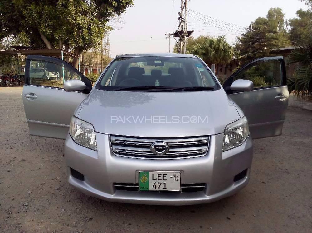 Toyota Corolla Axio G 2008 Image-1