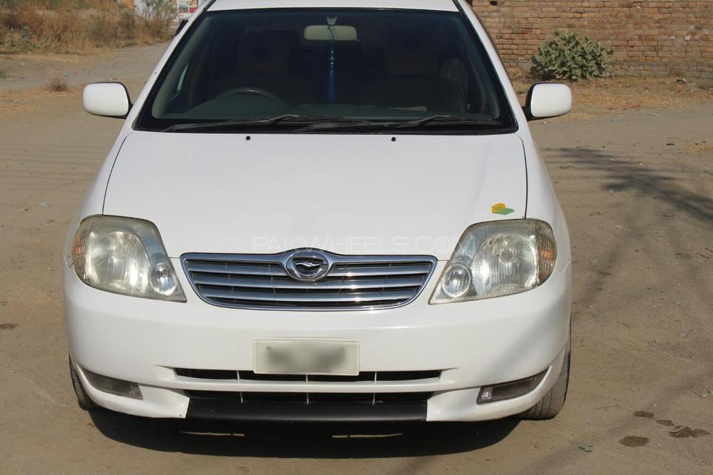 Toyota Corolla X 1.5 2004 Image-1
