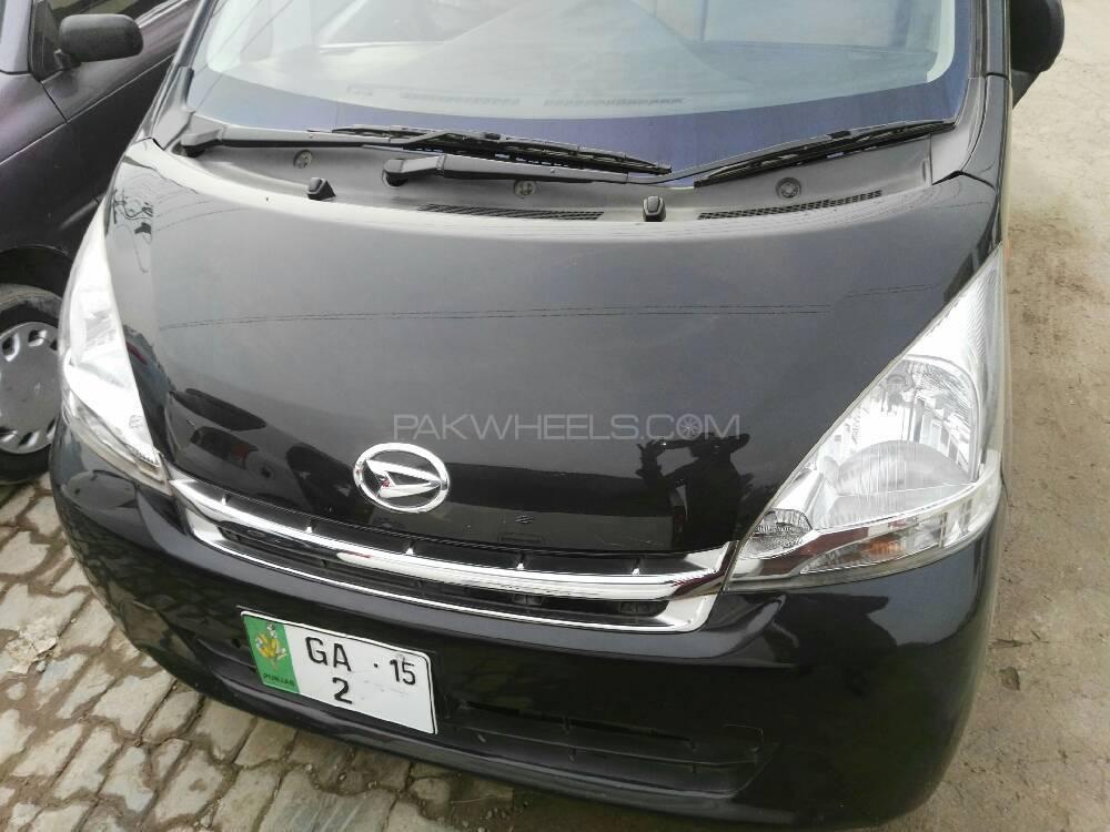 Daihatsu Move Custom RS 2011 Image-1