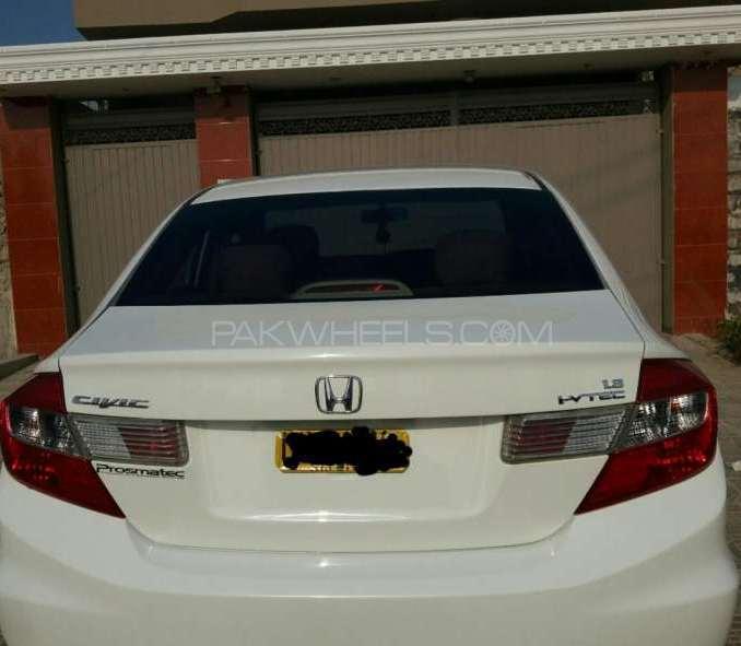 Honda Civic VTi 1.8 i-VTEC 2014 Image-1