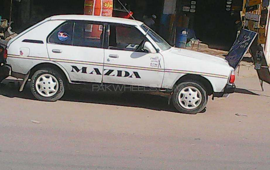 Mazda 323 1978 Image-1