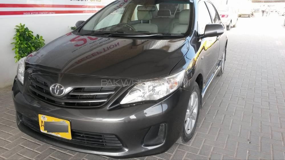 Toyota Corolla Altis SR Cruisetronic 1.8 2010 Image-1