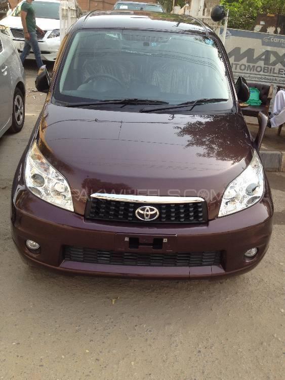 Toyota Rush X Smart Edition 2011 For Sale In Karachi