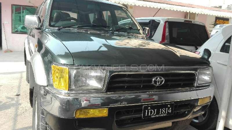 Toyota Surf SSR-X 3.0D 1991 Image-1