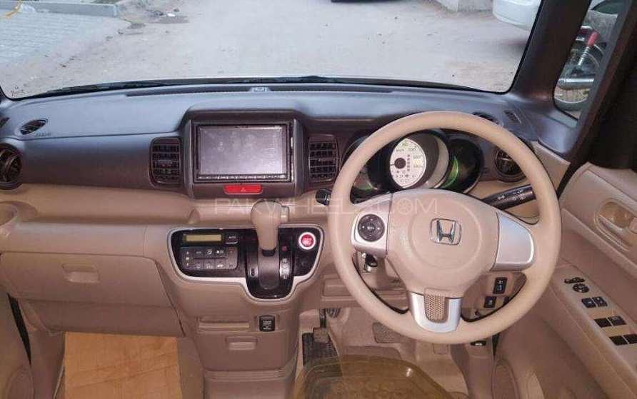 Honda N Box Moduro X G 2013 Image-1