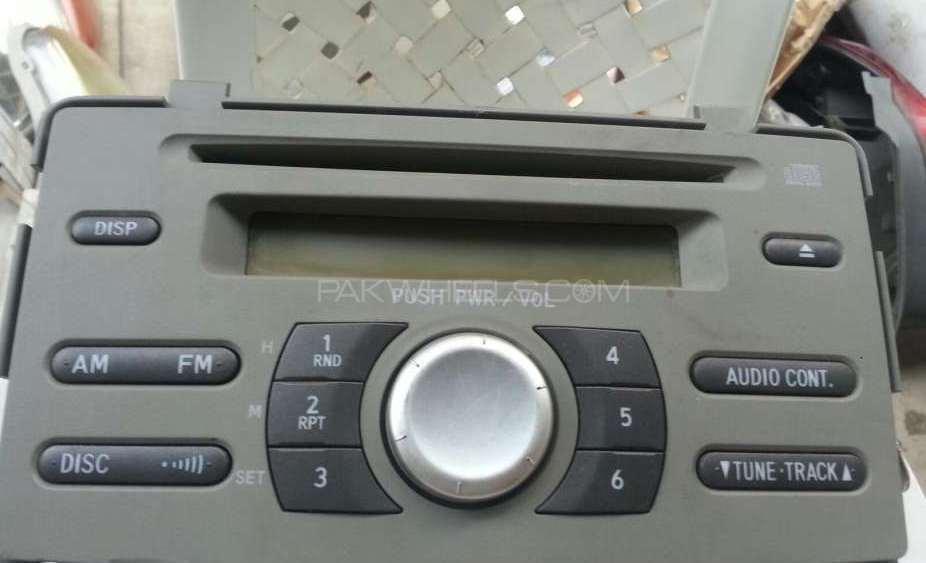 Mira 2007 cd player Image-1