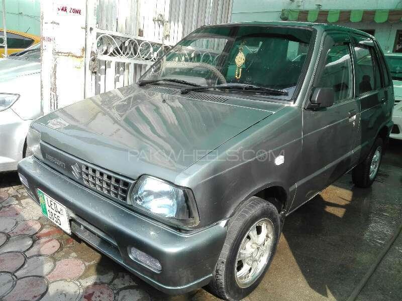 Suzuki Mehran VX 2014 Image-1