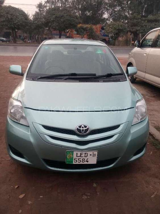 Toyota Belta X 1.0 2007 Image-1
